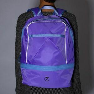 Power Purple Ready Go Backpack